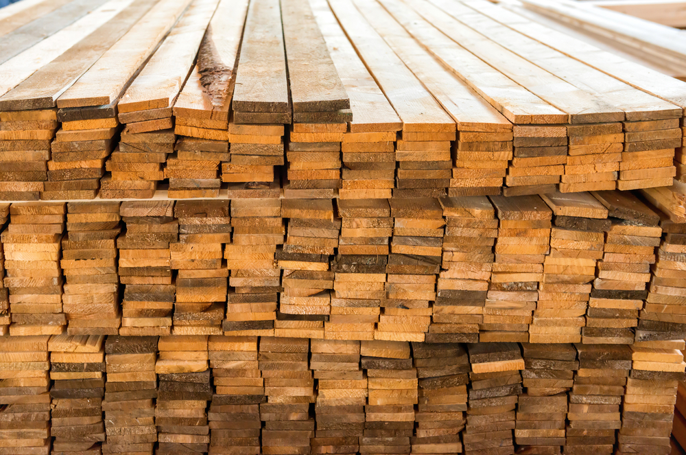 North American softwood lumber prices increase by smaller amounts as demand slows
