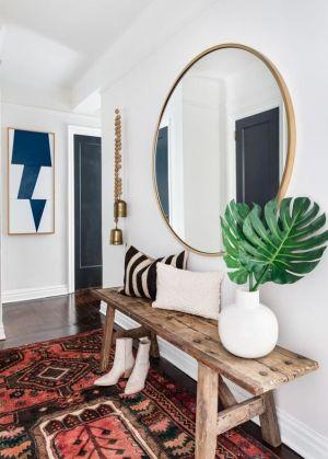 miroir pour une entrée