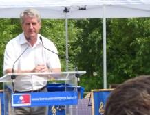 Discours de Philippe RICHERT lors de la Fête Populaire de l'UMP 67