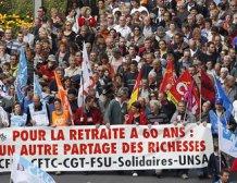 Réaction de l'UMP67 à la journée d'action contre la réforme des retraites