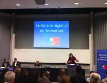 Séminaire régional de formation à MULHOUSE
