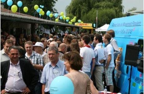 Fête Champêtre de l'UMP 67 – Dimanche 3 juillet 2011 à l'étang de BRUMATH