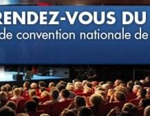 » Le rendez vous du rassemblement » 2ème grande convention nationale de présentation du Projet 2012