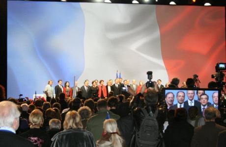 Réunion militante de présentation des 6 « Motions » pour le vote au Congrès de l'UMP – Lundi 29 octobre 2012 19H30 à BISCHHEIM