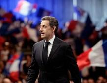 Suivez en direct le meeting de Nicolas Sarkozy à Villepinte