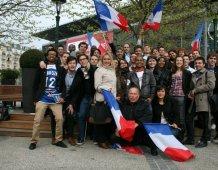 Discours de Nicolas Sarkozy lors du rassemblement des jeunes pour la France forte – samedi 31 mars 2012
