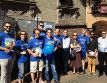 Journée de mobilisation dans la 7ème circonscription en soutien à Patrick HETZEL