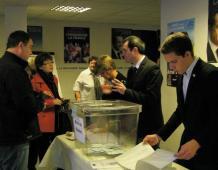 Elections Internes : Résultats définitifs dans le Département du Bas-Rhin