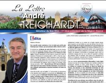 La Lettre sénatoriale d'André REICHARDT, N°3