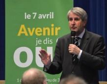 Philippe RICHERT : «Dites OUI à l'Alsace !»