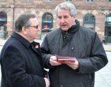 André Schneider : Le 7 avril, on dira donc bien «Oui à l'Alsace»