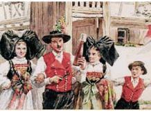 Soirée alsacienne de la 4ème Circonscription – Samedi 16-05-15