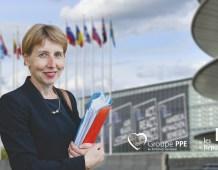 Réunion avec Anne SANDER à SELESTAT «L'Europe, ses enjeux, à 6 mois du renouvellement du Parlement européen» – Jeudi 15 novembre 2018 à 19H