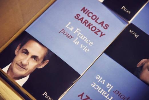 Livres NS La France pour la vie