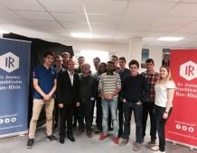 Nouveau Bureau des Jeunes Républicains du Bas-Rhin