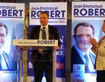 Intervention de Jean-Emmanuel ROBERT lors de la réunion publique du 24/05/2016