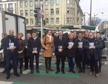 Faire entendre la voix de l'Alsace et des Strasbourgeois