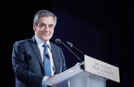 Discours de François FILLON à Strasbourg : « Soyez fiers d'être français ! »