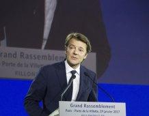 Législatives : François Baroin désigné Chef de file de l'équipe de campagne de la droite et du centre