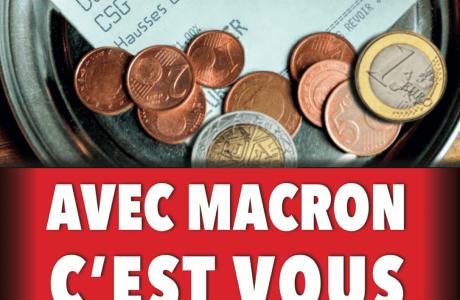 Pouvoir d'achat : l'addition Macron