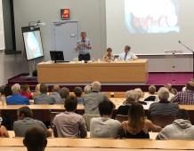 «L'Addition Macron»: compte-rendu de la réunion du 08-06-18