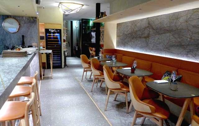 Les délices du Shirvan Café Métisse, un restaurant du Moyen Orient en plein  Paris