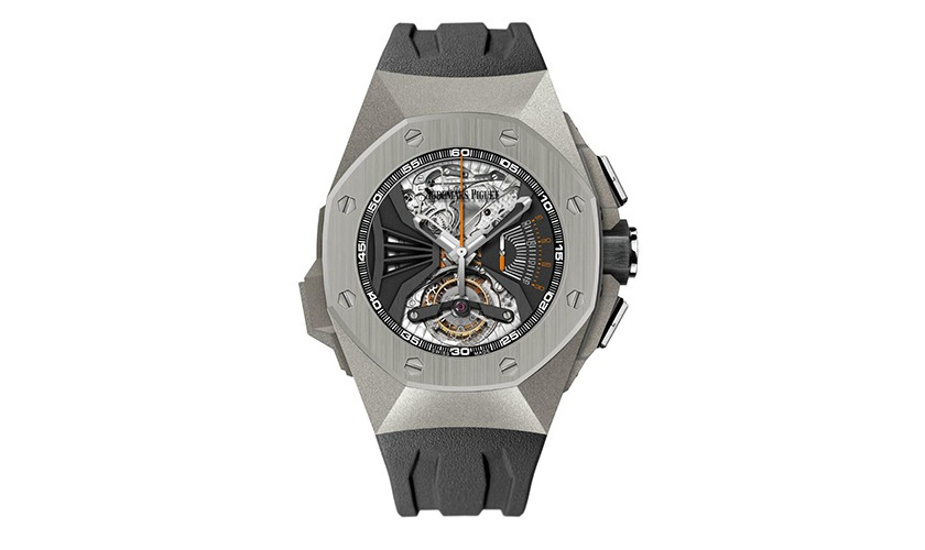 Audemars Piguet Royal Oak Concept - Acoustic Research