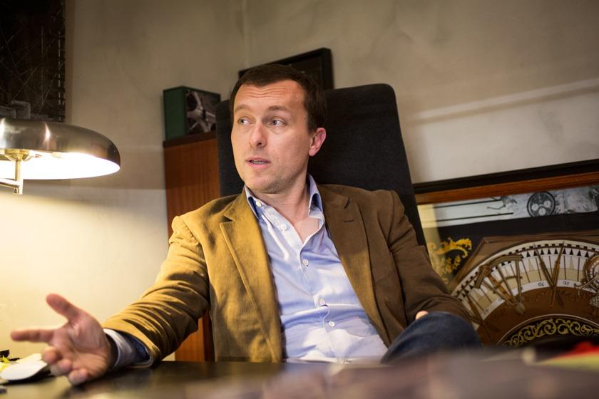 Romain Réa Portrait