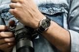 CWC RAF Chronograph - bracelet Nato