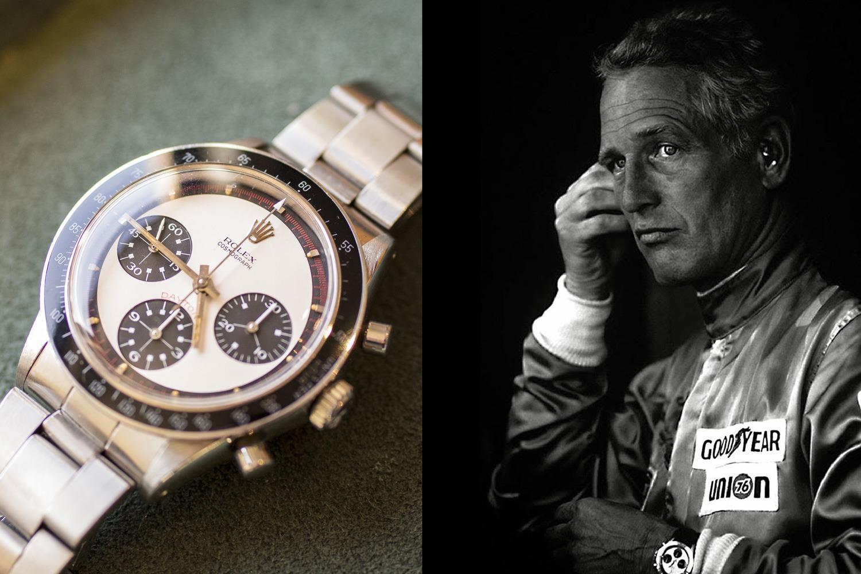 Paul Newman - Rolex Daytona