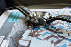 Montre Jaeger-LeCoultre Master Compressor Chronograph Valentino Rossi