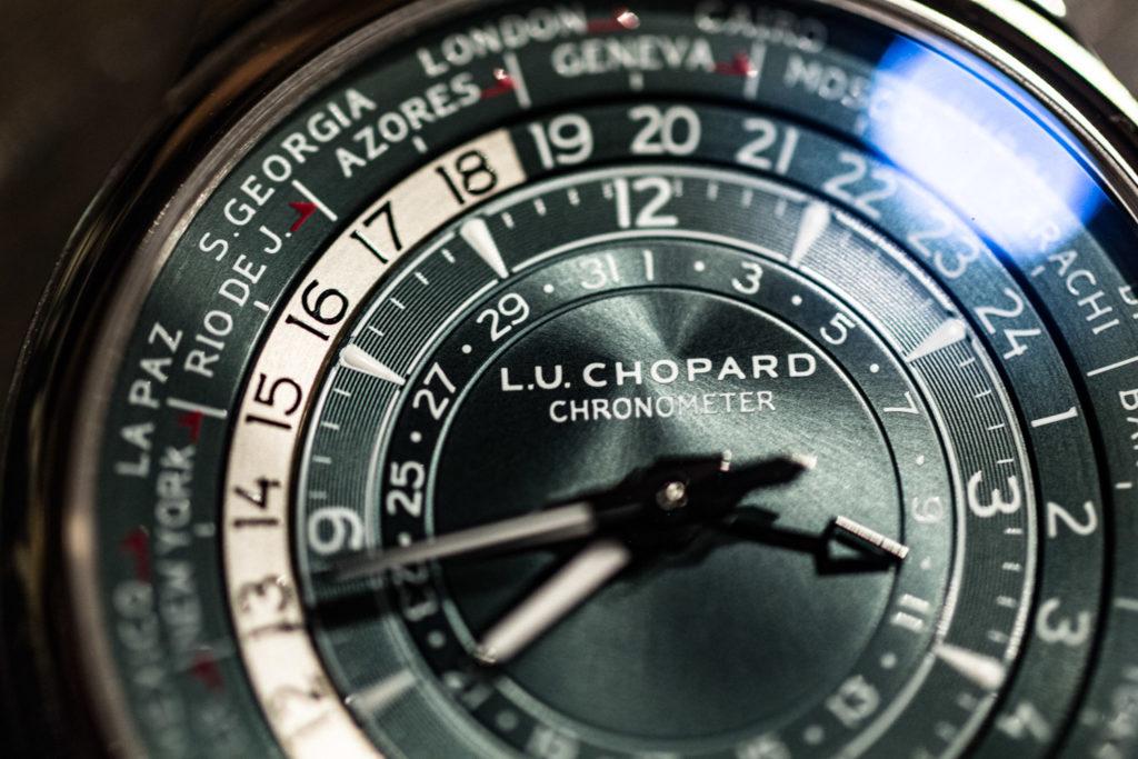 Chopard L.U.C Time Traveler One