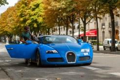Portrait Kevin Van Campenhout - Bugatti Veyron