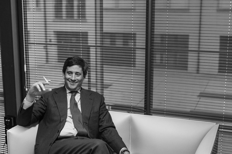 Corum - Davide Traxler, CEO