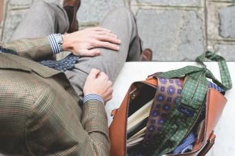 Gentlemen Clover - Cravates (Motifs)