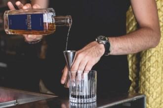 Le Syndicat Cocktail Club - À Midi ou à Minuit - Whisky Bellevoye