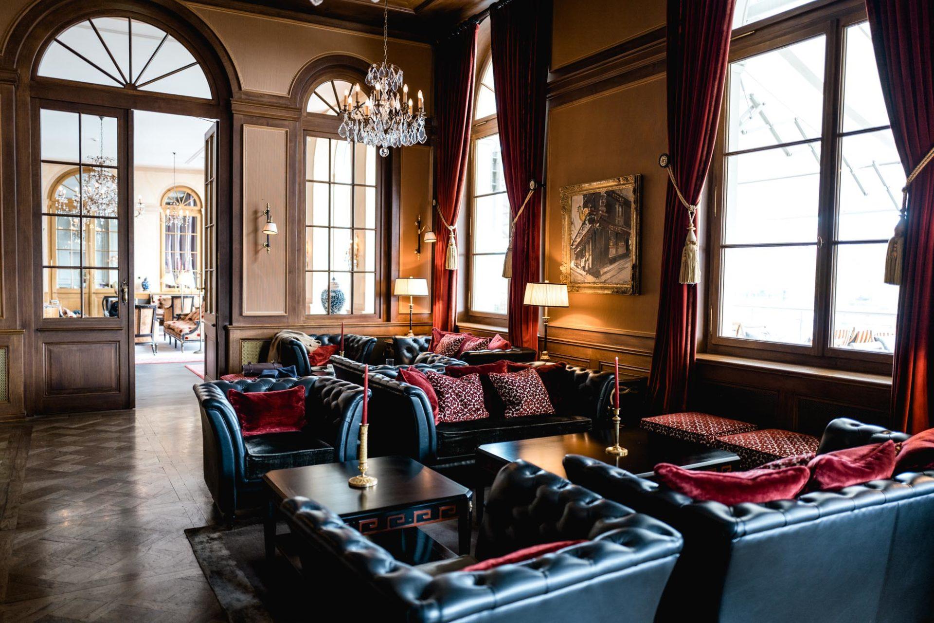 Grand Hotel des Trois Rois