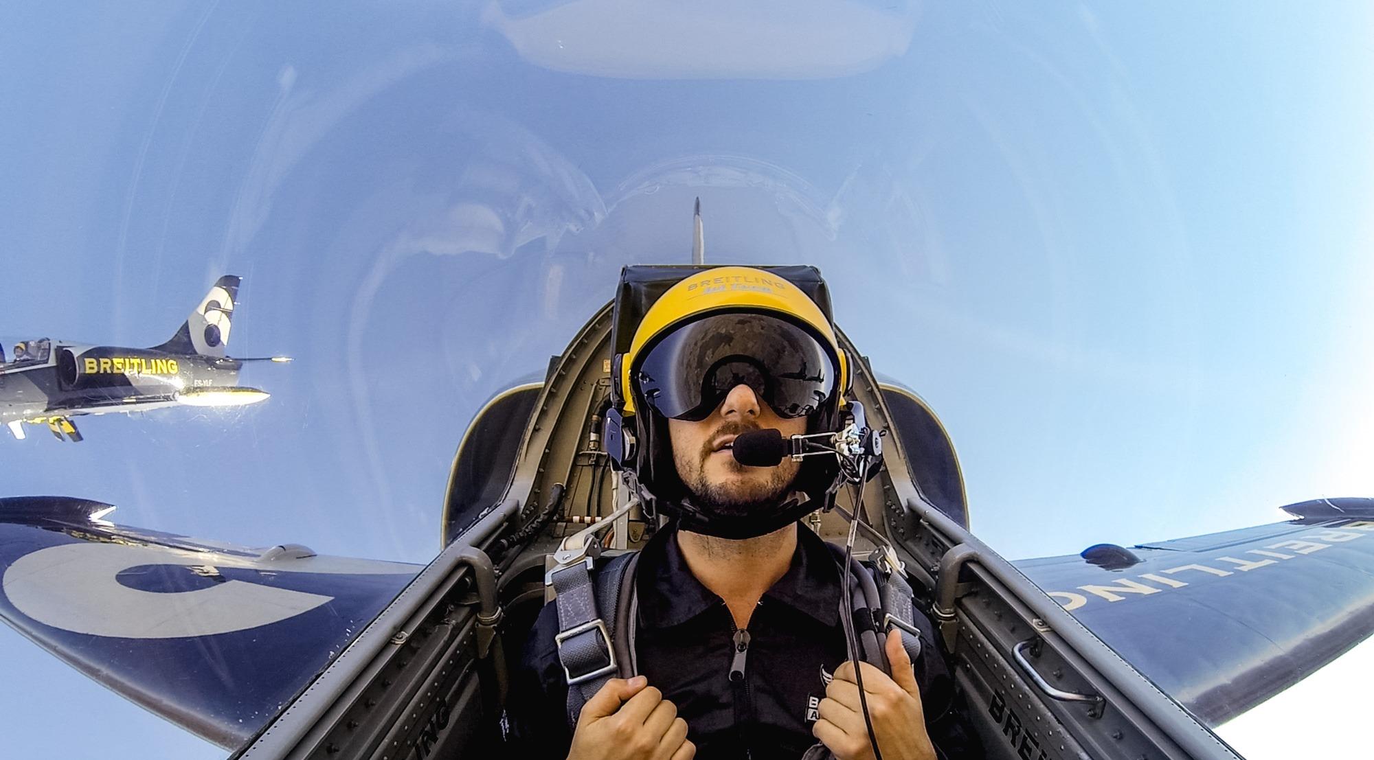 Breitling Jet Team - Vol