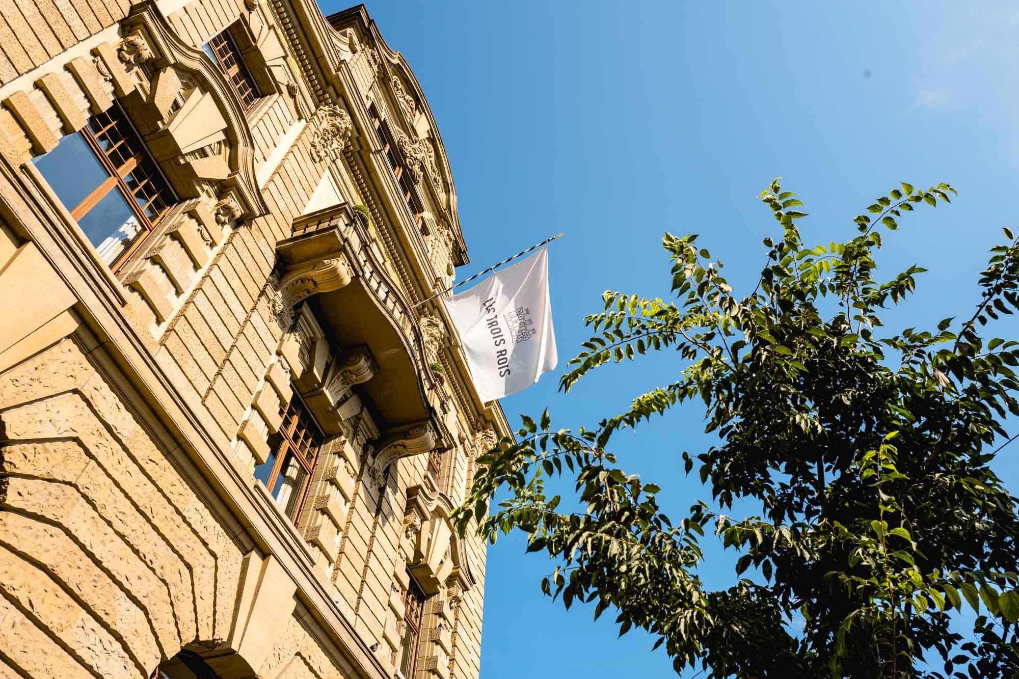 Grand Hôtel les Trois Rois - Bâle