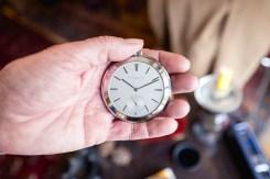 Antique Watches - Montre à gousset de l'École d'horlogerie du Locle