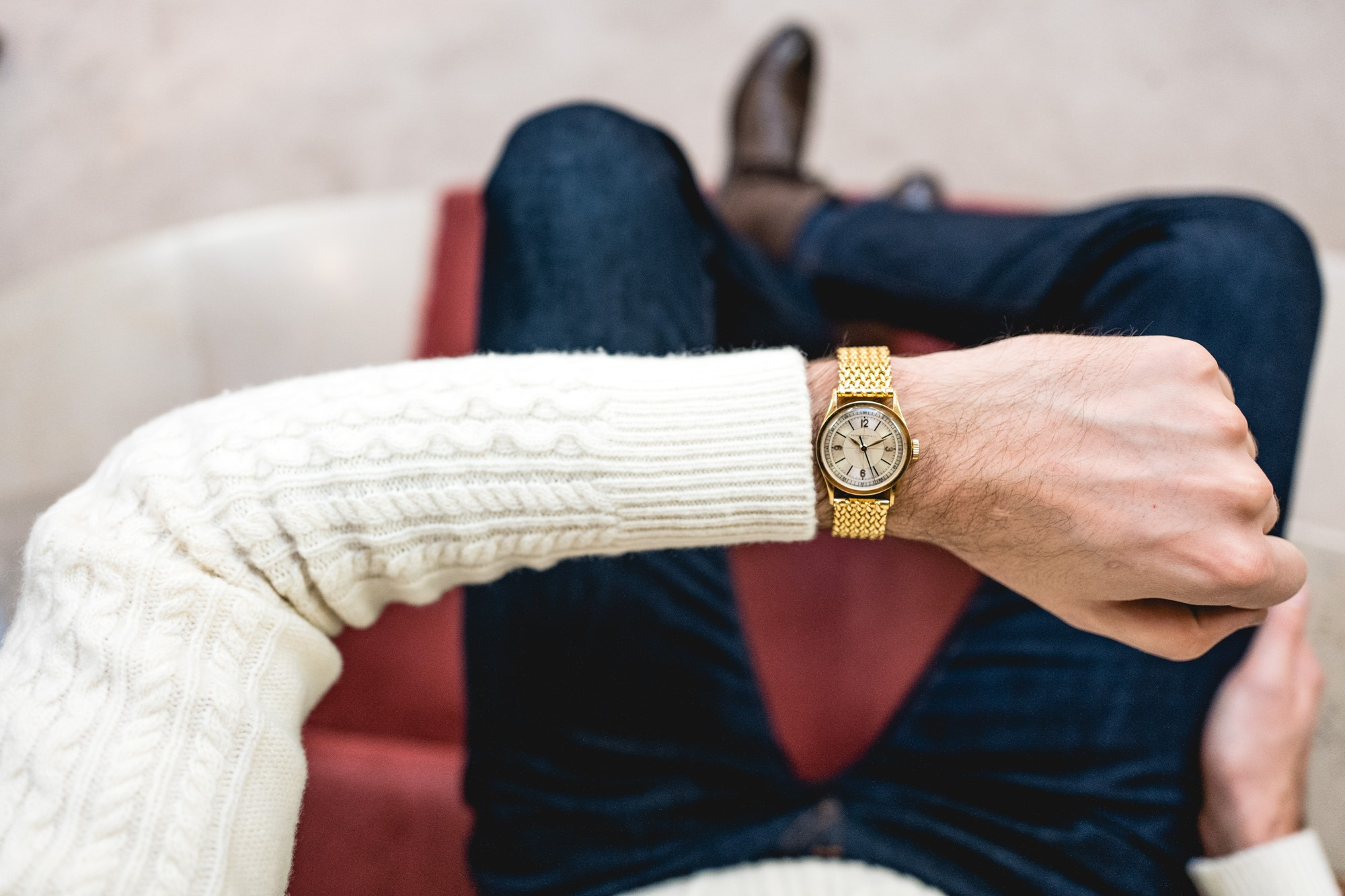 Tajan - Vente de montres du 11 décembre - Patek Philippe Calatrava