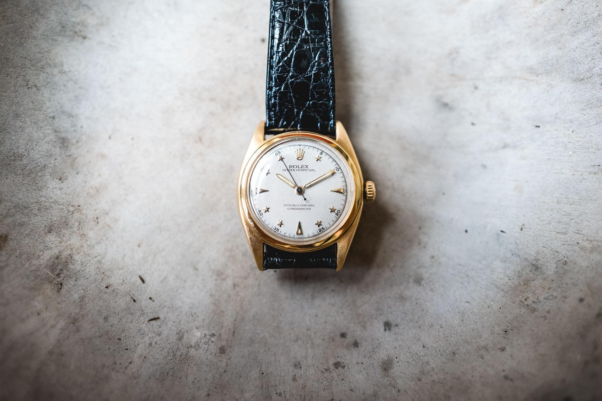 Tajan - Vente de montres du 11 décembre - Rolex Oyster Perpetual Ref. 6098