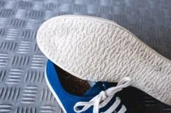 Doek Shoes Oxford Navy - Semelle en caoutchouc vulcanisé