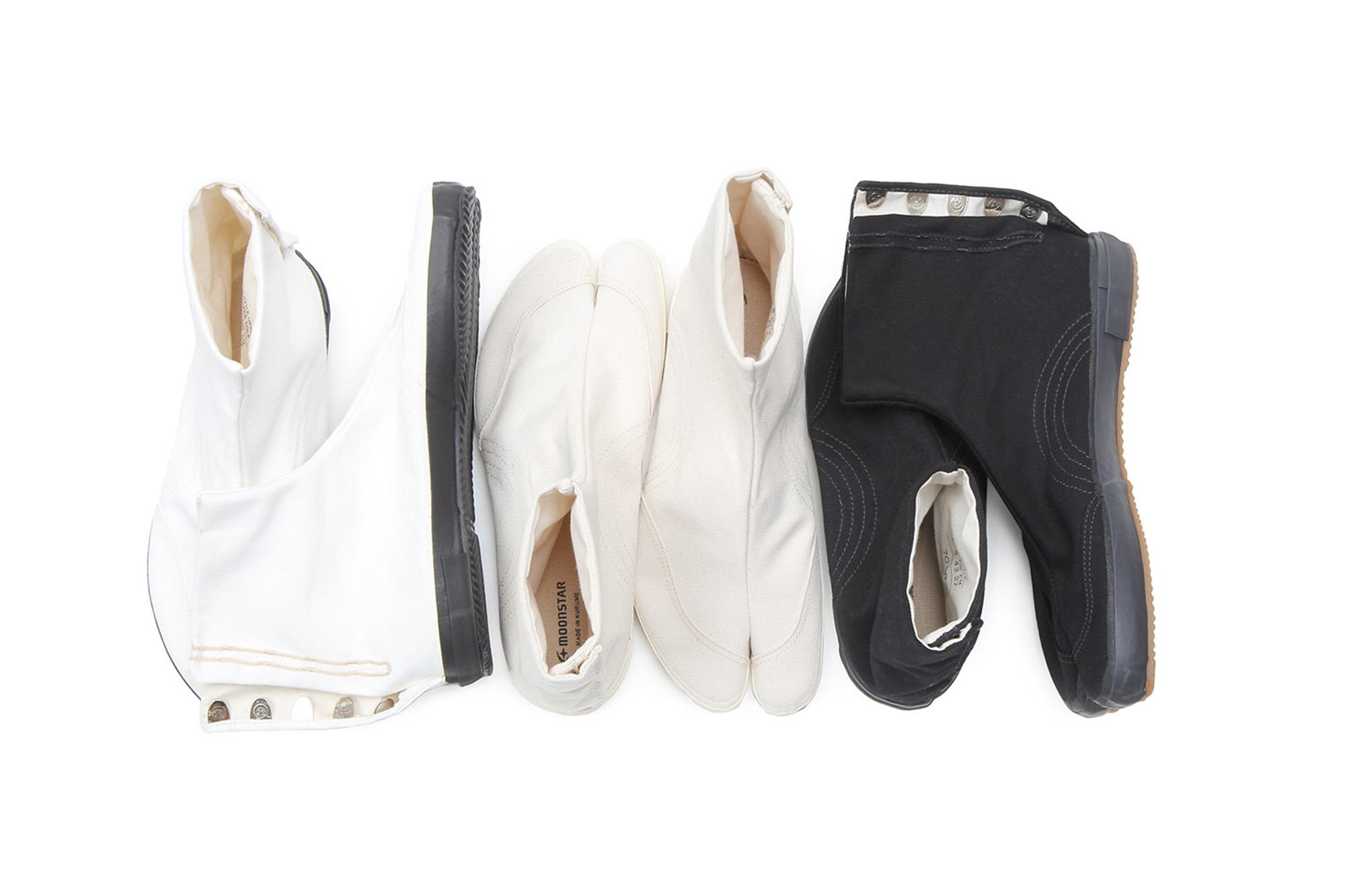 Jikatabi workshoes (Source : Moonstar)