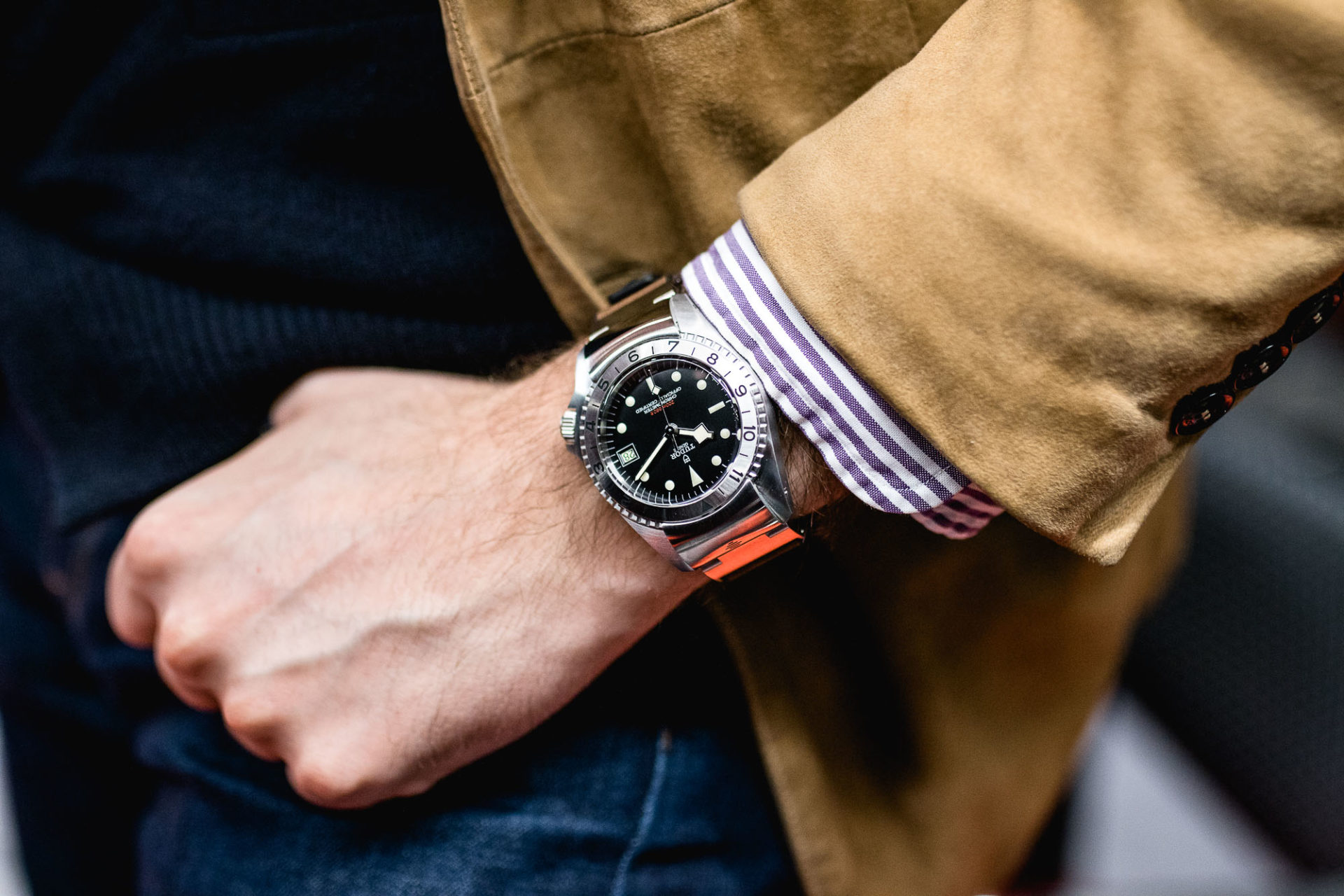 Tudor Black Bay P01 - Baselworld 2019