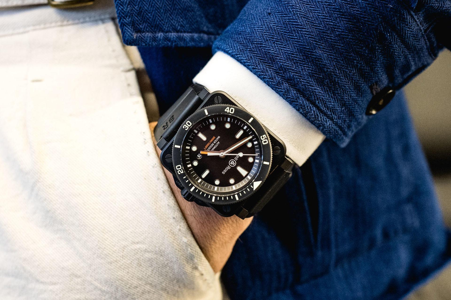 Bell & Ross - BR 03-92 Diver Black Matte - Nouveauté 2019