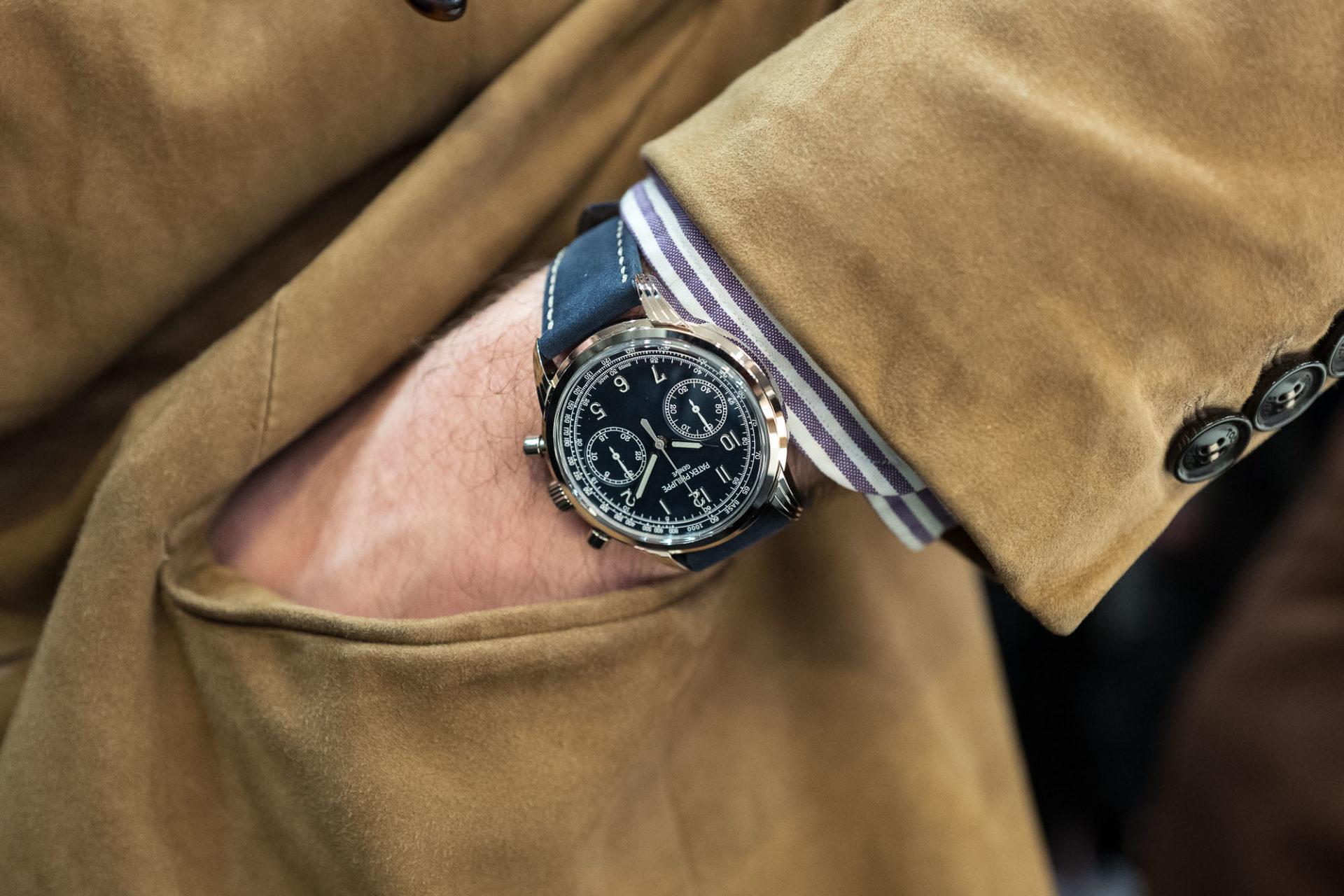 Patek Philippe Chronograph 5172G - Style