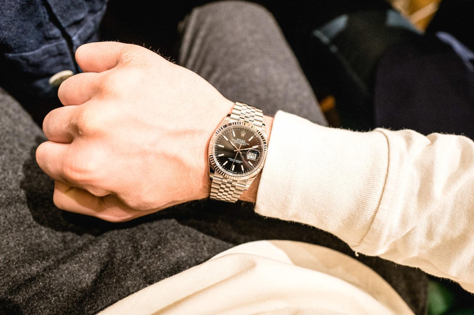 Rolex Datejust 36 - Baselworld 2019