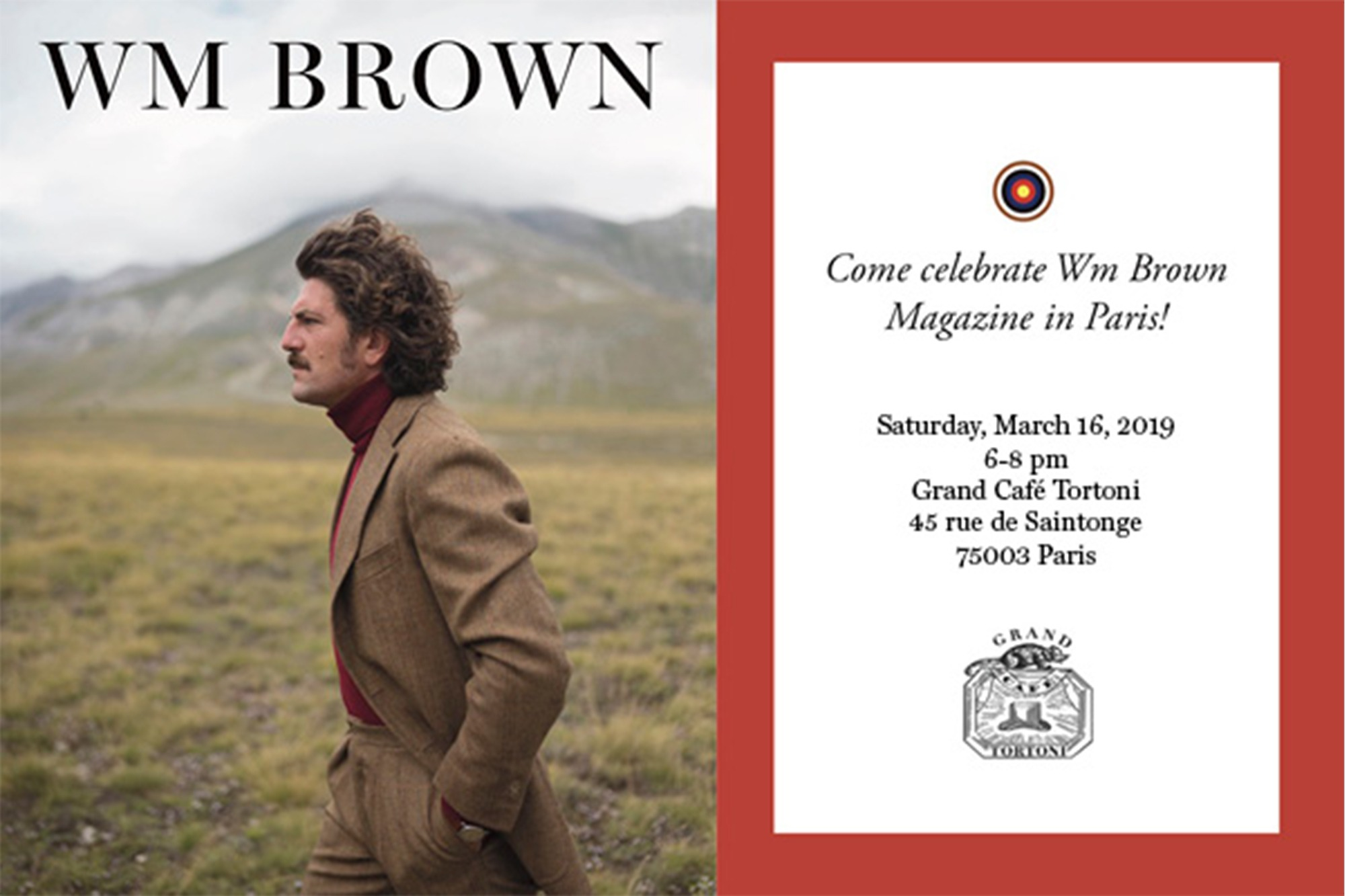 WM BROWN - Soirée du 16 mars