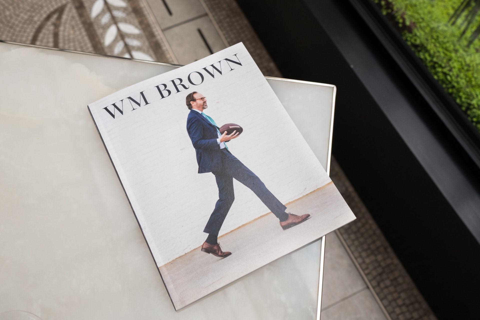 WM BROWN Magazine - Volume 02, Spring 19